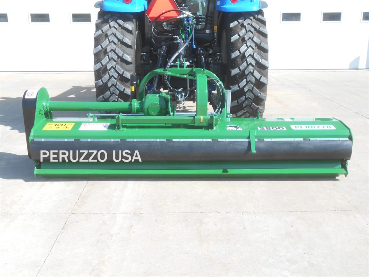 Peruzzo Bull 2200, 87