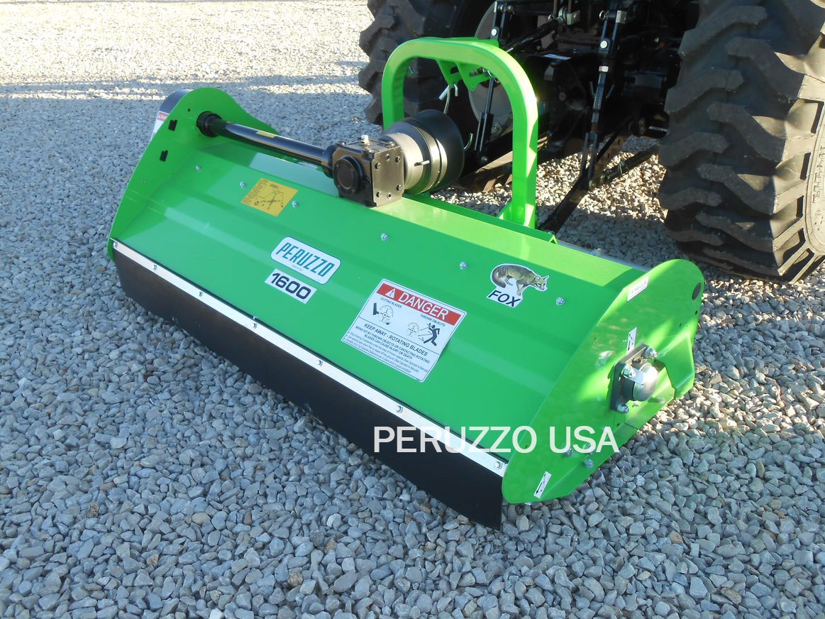 Peruzzo Compact Tractor Flail Mower 60