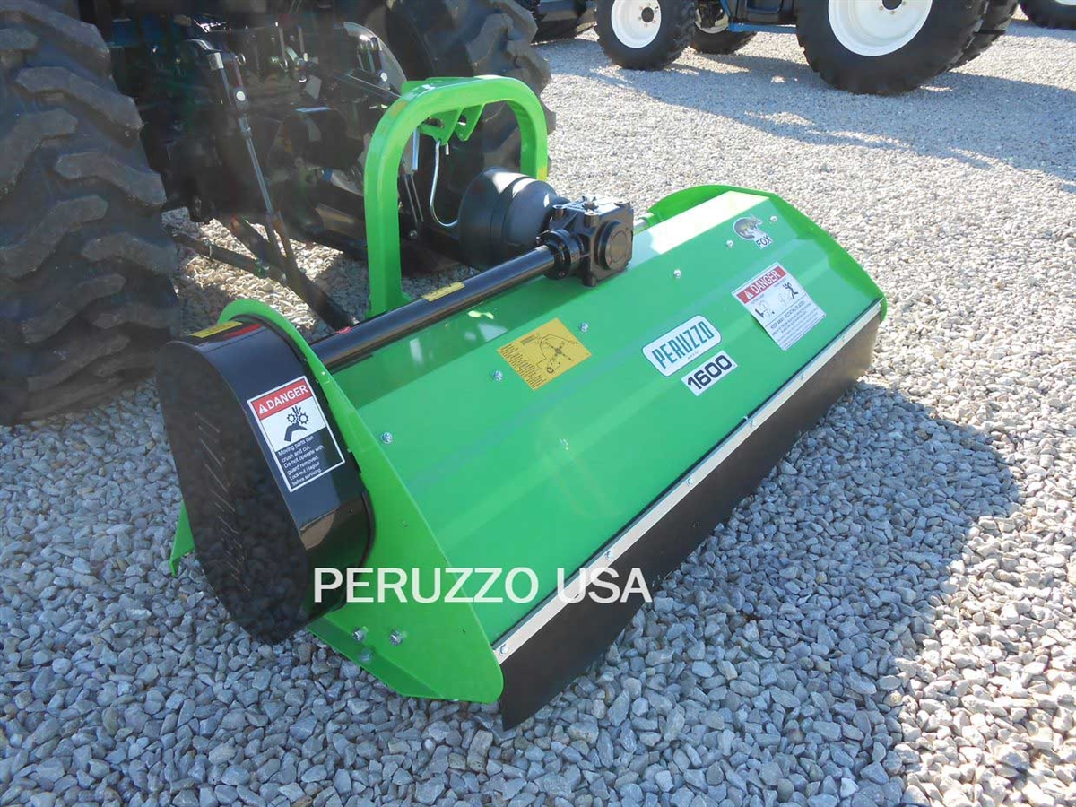 Flail Mower for Subcompact Tractors, 55