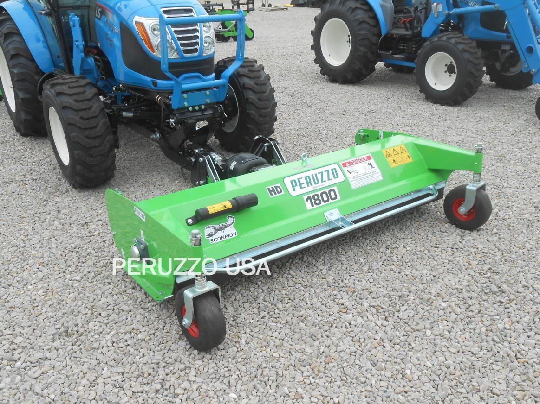 Front Mount Mower For LS Tractors: XR3032, XR3037, XR3135